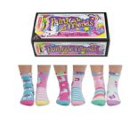 United Oddsocks Fairytale Friends 6 odd socks (not pairs)